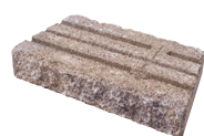 Image of stoneledge 3 inch large retaining wall block.
