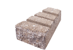 Image of stonledge 3 inch small retaining wall block.