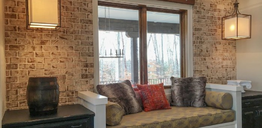Using Thin Brick Veneers In Home Interiors Boxley Hardscapes